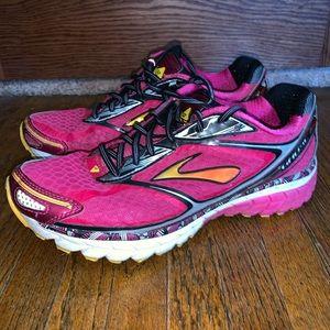Brooks Ghost 7 G7 Running Shoes Size 8.5 Medium
